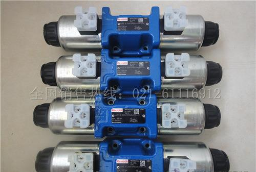 REXROTH/力士樂電磁閥4WE10D33/OFCG220N9K4 兩位三通電磁換向閥